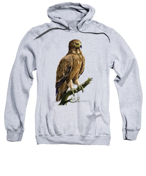 Wahlberg's Eagle Sweatshirt