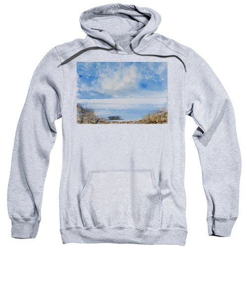 Waiting For Sailor's Return Sweatshirt