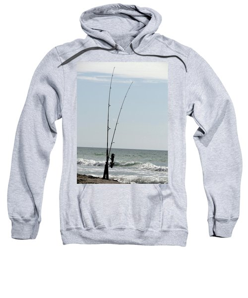 Waiting For The Bait Sweatshirt