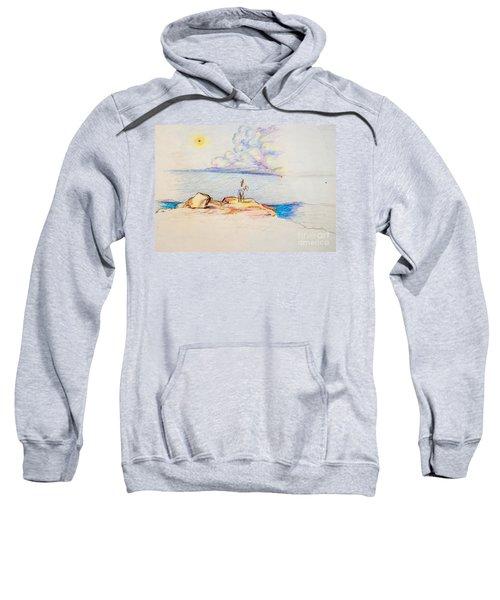 Waiting Upon The Storm Sweatshirt
