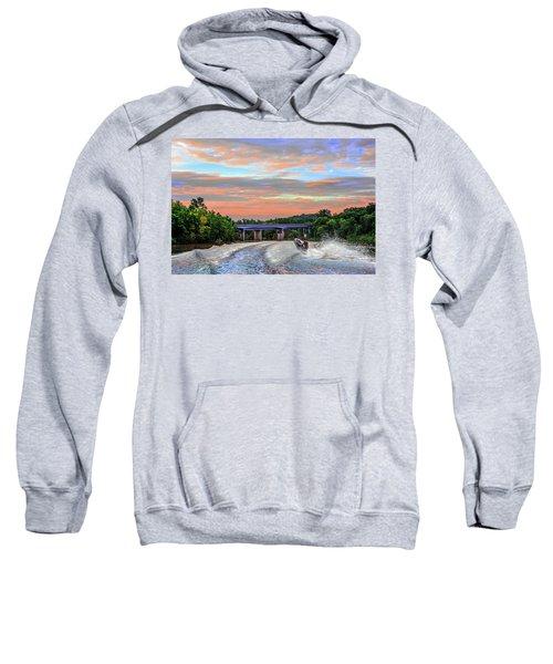 Wake Jumper  Sweatshirt