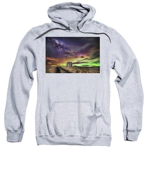 Wake Up And Start To Dream Sweatshirt
