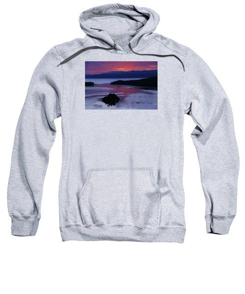 Wake Up In Lake Tahoe  Sweatshirt