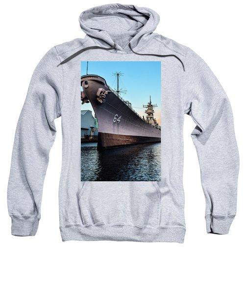 Wake Up To The Wisconsin Sweatshirt