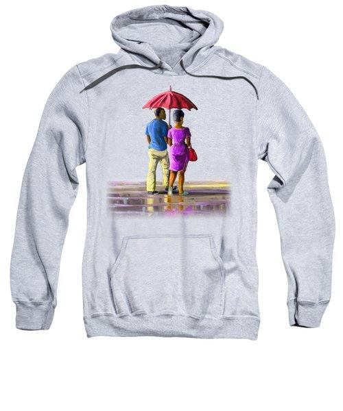 Walk In The Rain Sweatshirt
