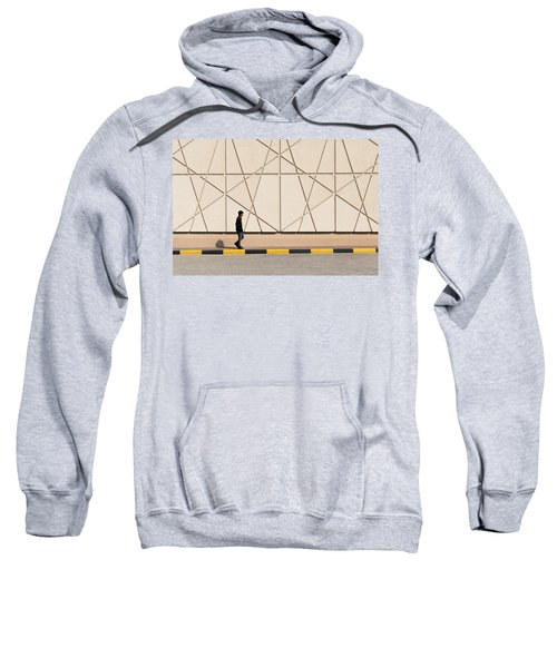 Walk The Line Sweatshirt