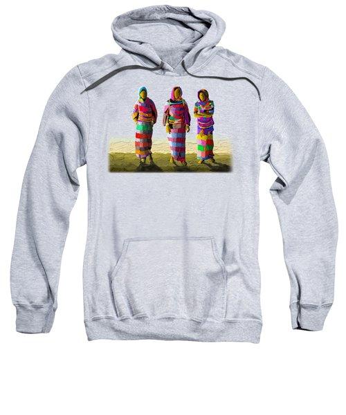 Walk The Talk Sweatshirt