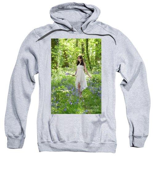 Walk Through The Bluebells Sweatshirt