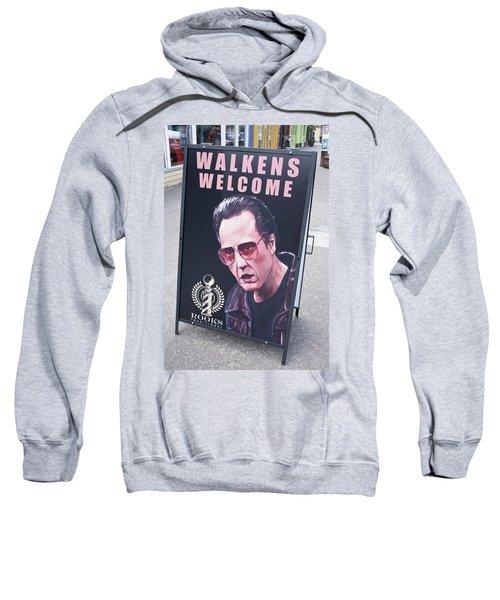 Walkens Welcome Sweatshirt