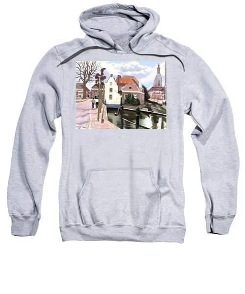 Walking Through Amersfoort Sweatshirt
