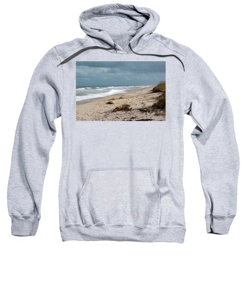 Walks On The Beach Sweatshirt