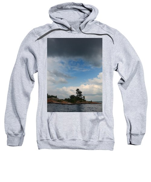 Wall Island 3623 Dramatic Sky Sweatshirt