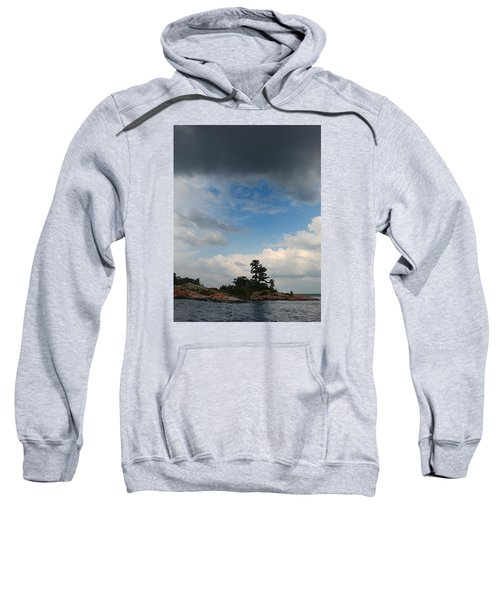 Wall Island 3623 Dramatic Sky Sweatshirt