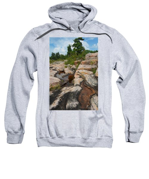 Wall Island Rock-3592 Sweatshirt