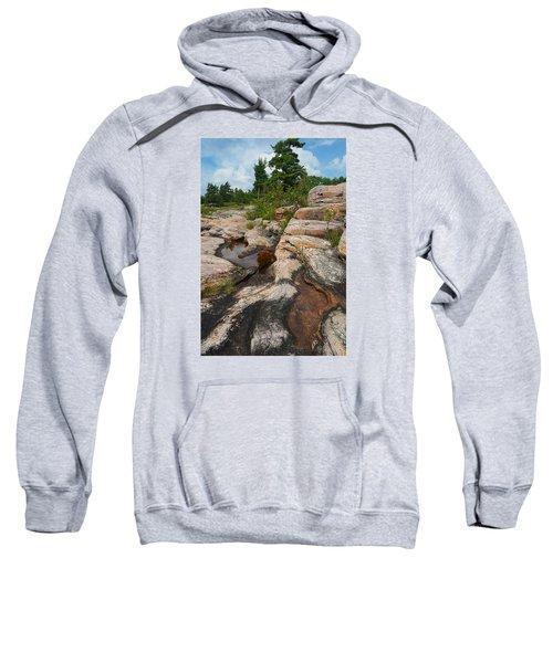 Wall Island Rock-3592 Sweatshirt