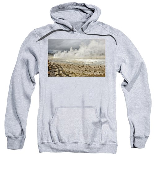 Wall Of Steam Sweatshirt