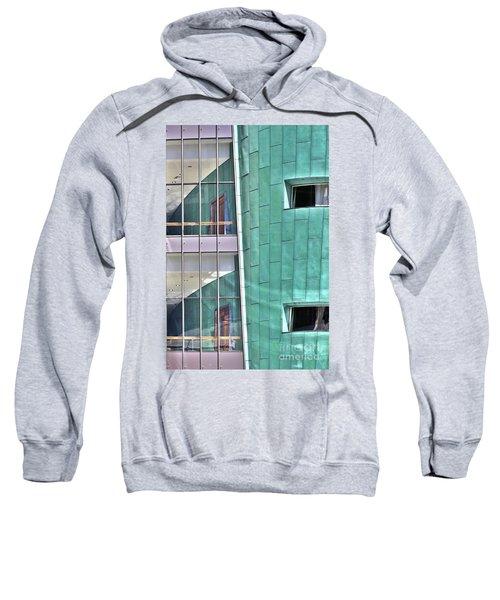 Wall Of Windows Sweatshirt