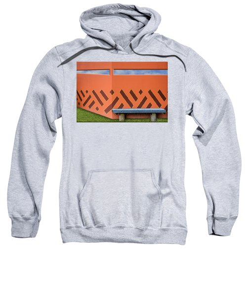 Wall With A View Sweatshirt