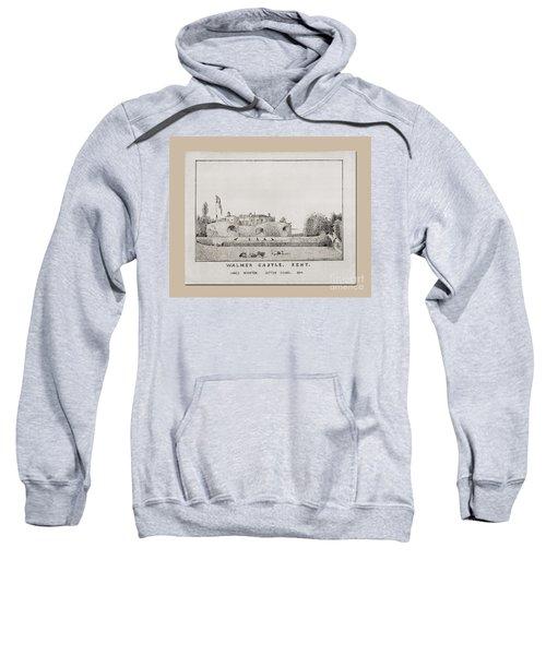 Walmer Castle Kent Sweatshirt