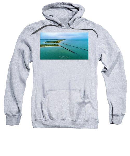 Waquiot Bay Breakwater Sweatshirt