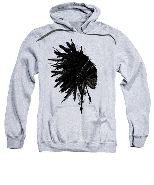 Warbonnet Skull Sweatshirt