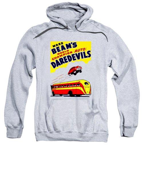 Ward Beams Daredevils Sweatshirt