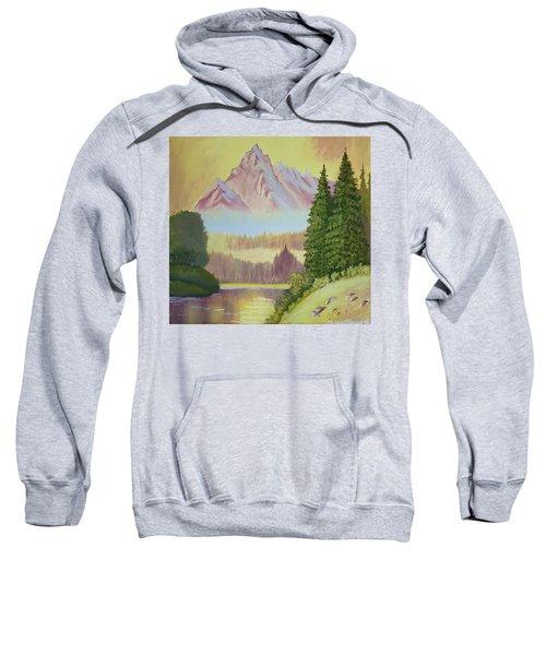 Warm Mountain Sweatshirt
