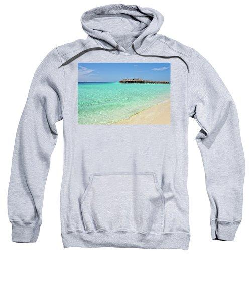 Warm Welcoming. Maldives Sweatshirt