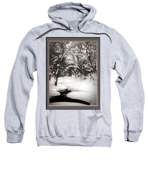 Warmth Of A Winter Day Sweatshirt