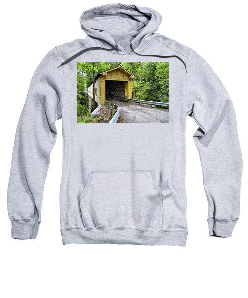Warner Hollow Covered Bridge Sweatshirt