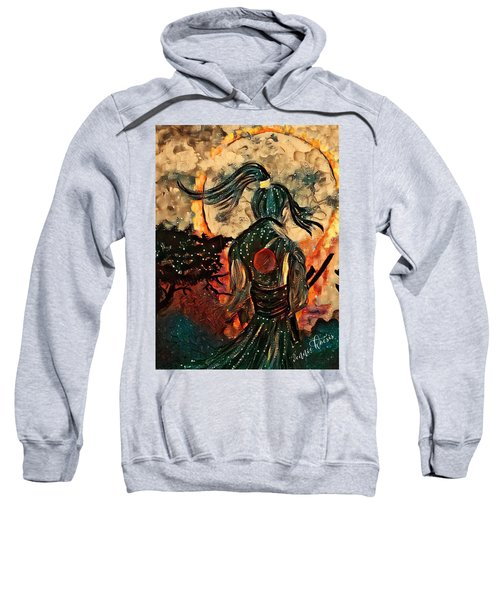 Warrior Moon Sweatshirt