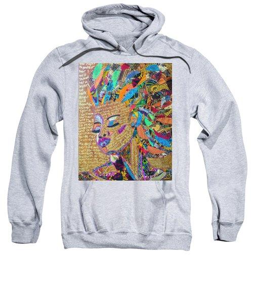 Warrior Woman Sweatshirt