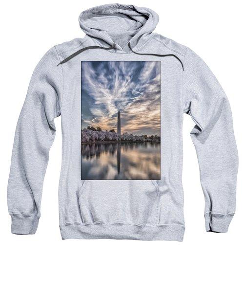 Washington Blossom Sunrise Sweatshirt