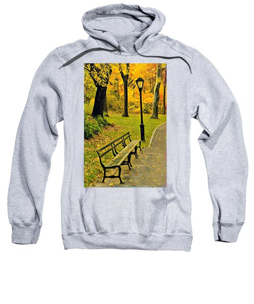 Washington Square Bench Sweatshirt