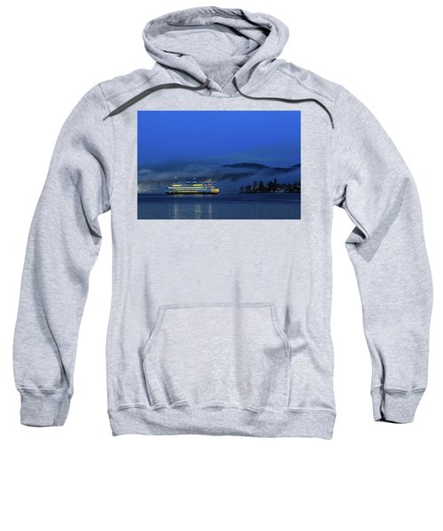 Washington State Ferry Hyak Sweatshirt