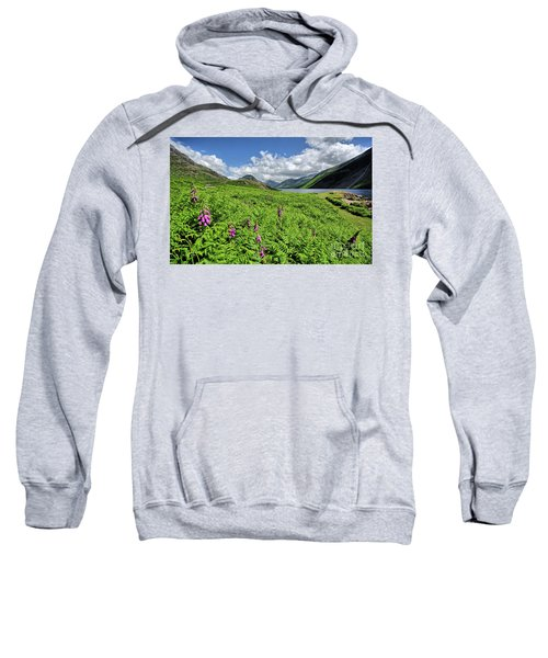 Wastwater Foxgloves Sweatshirt