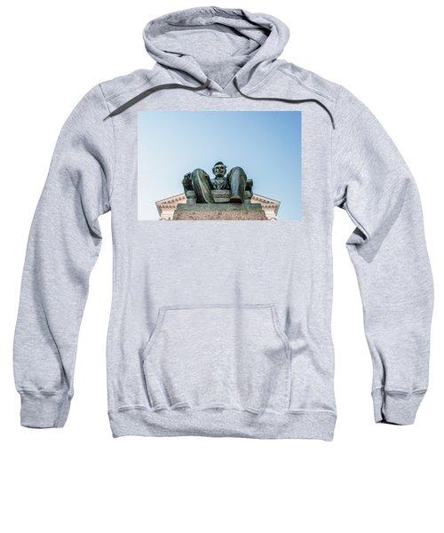Watchful Abe Sweatshirt