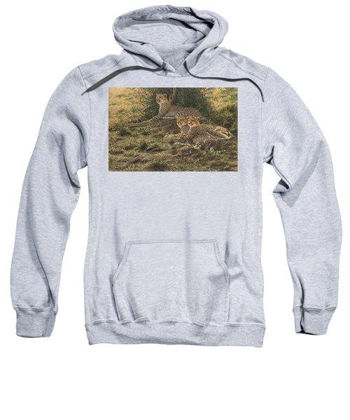 Watching Mam Sweatshirt