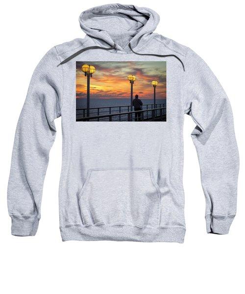 Watching The Sun Go Down Sweatshirt