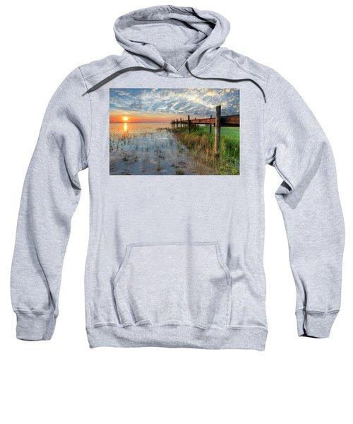 Watching The Sun Rise Sweatshirt