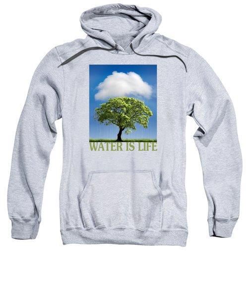 Water Is Life Sweatshirt