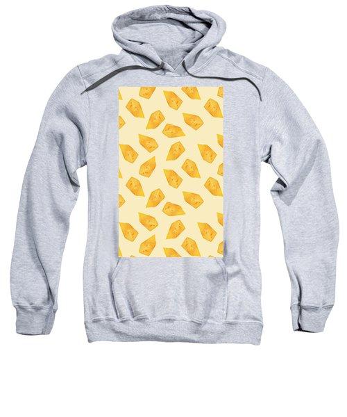 Watercolor Cheese Board Sweatshirt