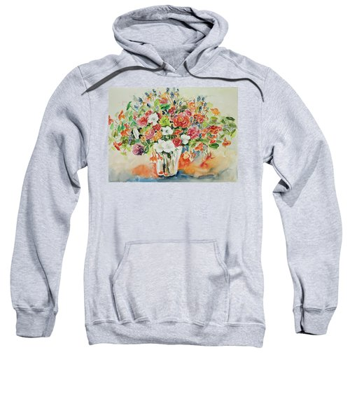 Watercolor Series 23 Sweatshirt