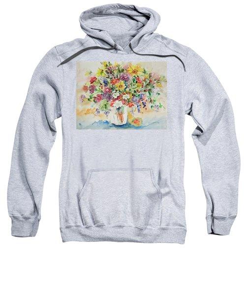 Watercolor Series 33 Sweatshirt