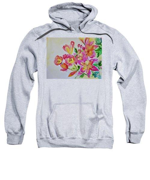 Watercolor Series No. 225 Sweatshirt