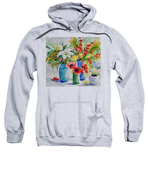Watercolor Series No. 256 Sweatshirt