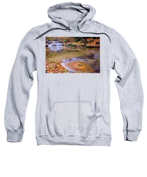 Waterfall-5 Sweatshirt