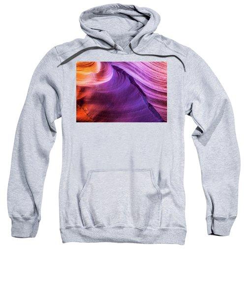 Waterhole Canyon Wave Sweatshirt
