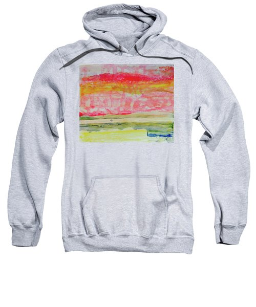 Watery Seascape Sweatshirt