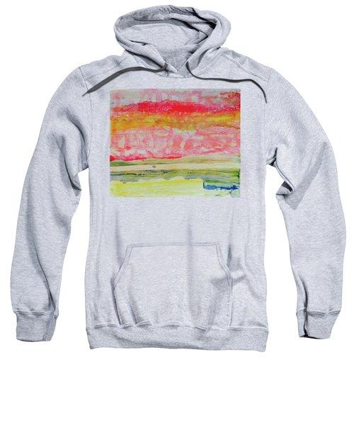 Watery Seascape Sweatshirt
